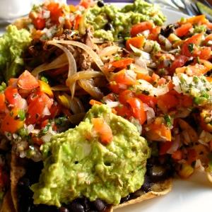 Salsa and guacamole recipe